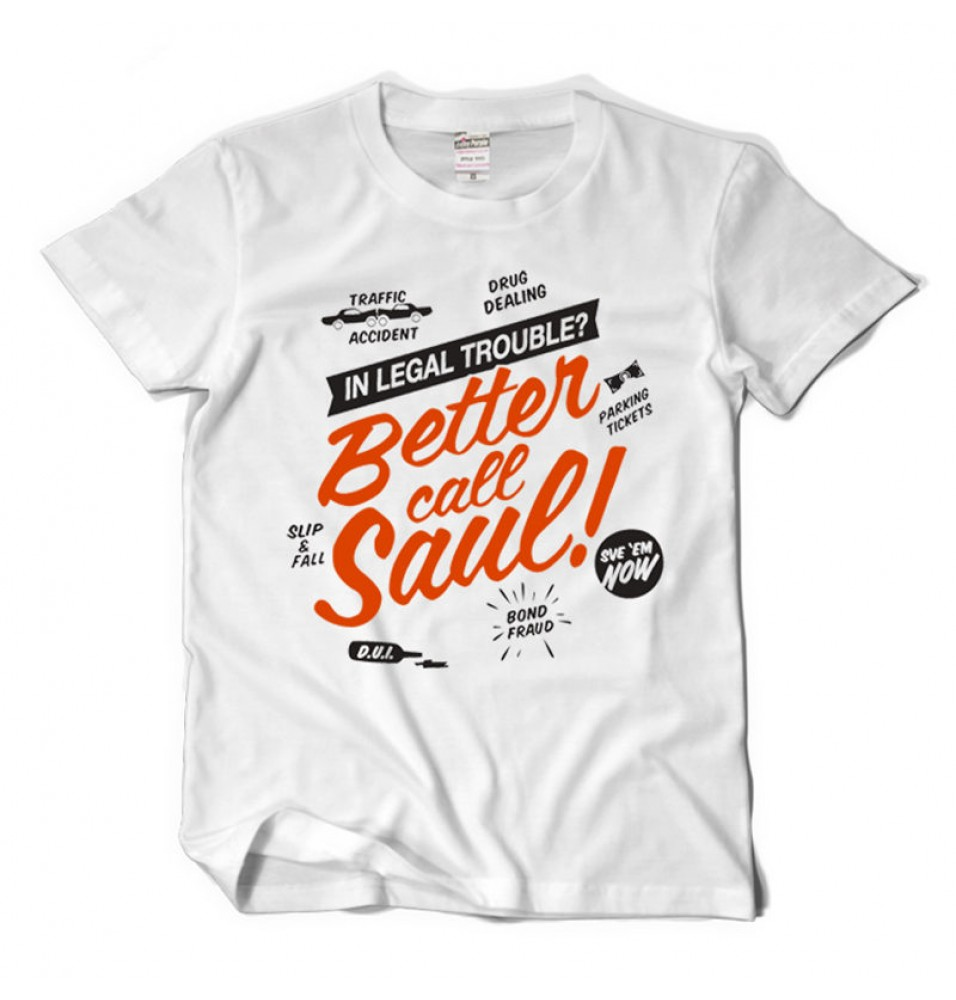 Better Call Saul Tee Shirt Discount T-Shirt