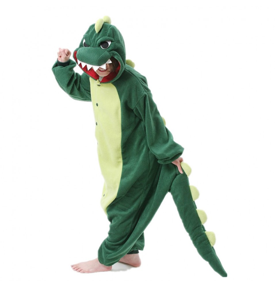 Dinosaur Onesie Kigurumi Pajamas for Adults