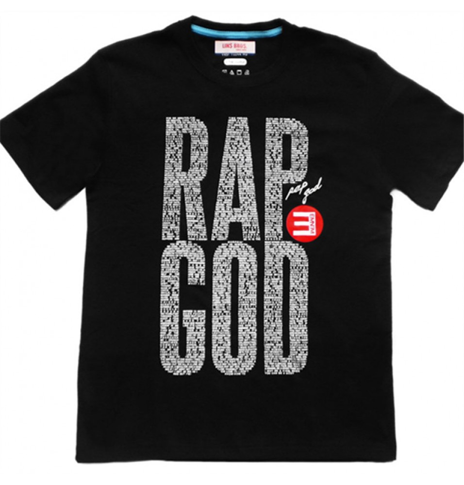 Eminem Rap God Tee Shirt T-shirt