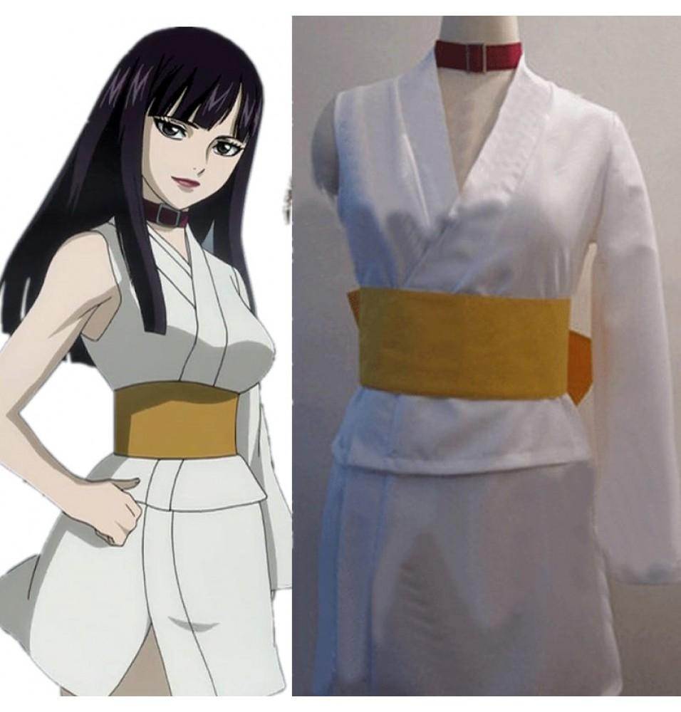 Fairy Tail Ultear Milkovich White Dress Cosplay Costume