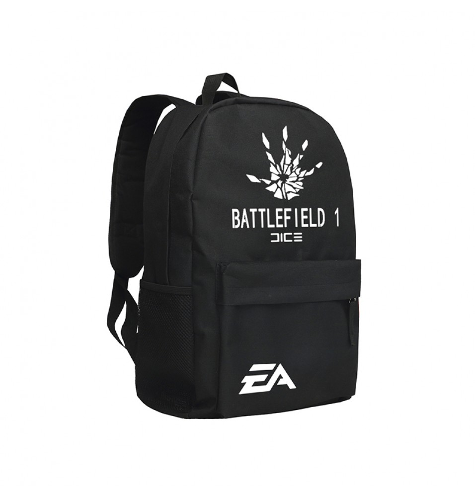 Game Battlefield Backpacks Cool Shoulder Bags Rucksack School Bags