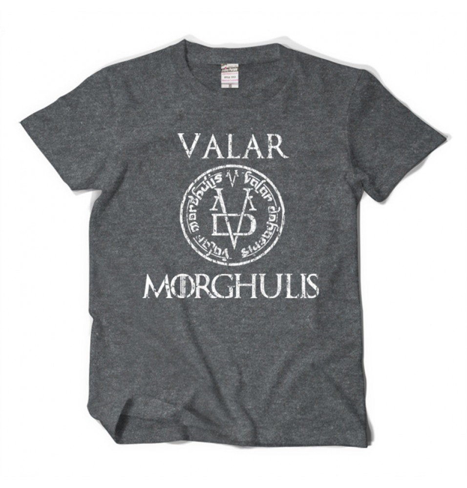 Game Of Thrones VALAR MORGHULIS T-Shirts