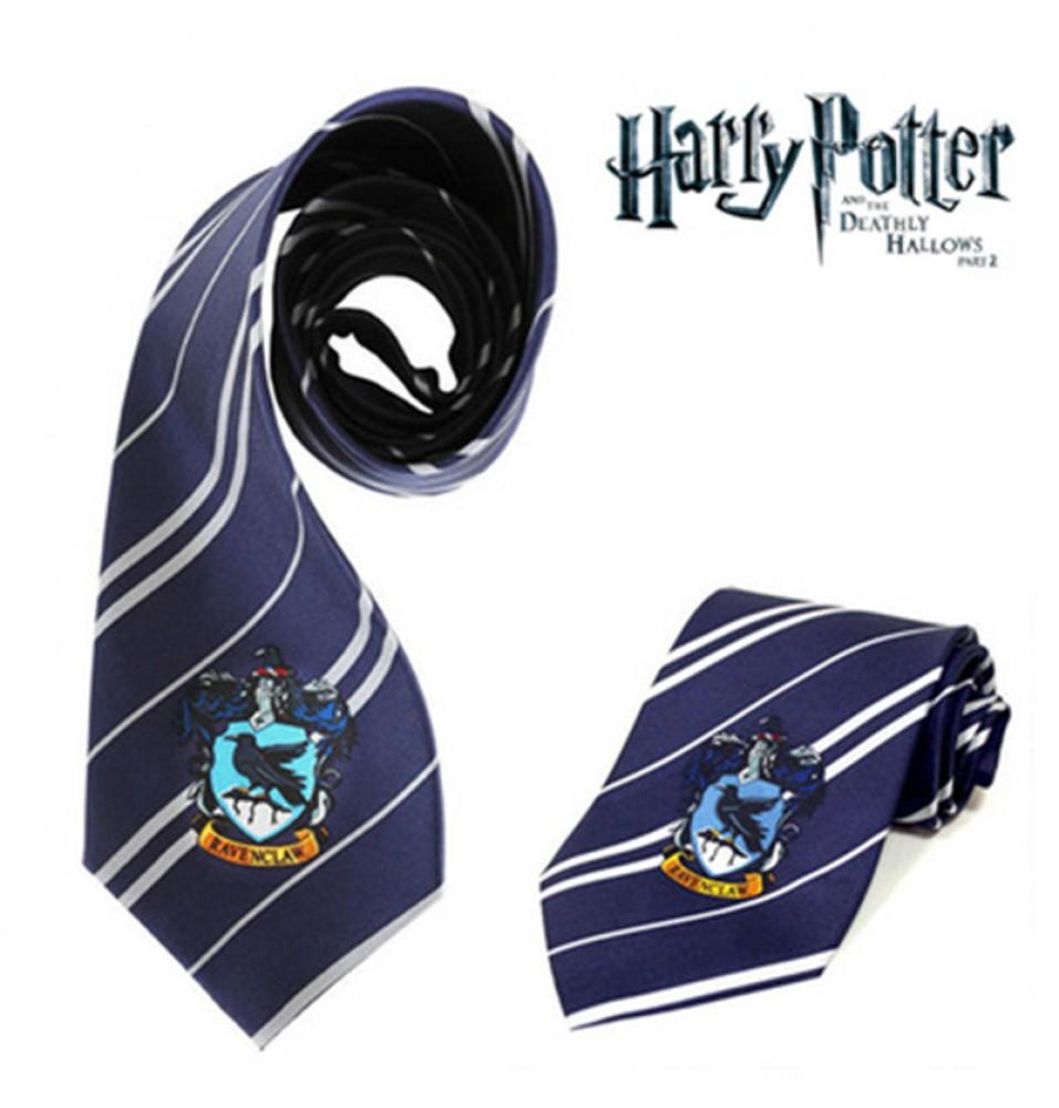 Harry Potter Ravenclaw Silk Tie