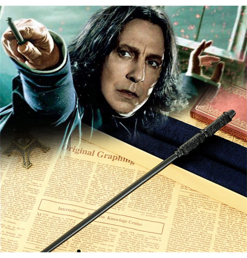 Harry Potter Severus Snape Magic Wands