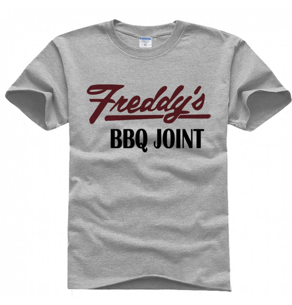 House of Cards Freddy's BBQ Joint Short Sleeve T-shirt