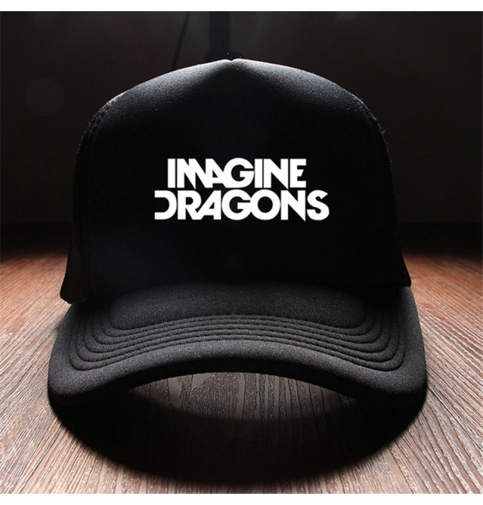 Imagine Dragons Logo Rock Baseball Cap