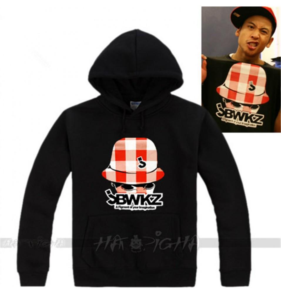 Jabbawockeez Fans Sweatshirt Hoodies