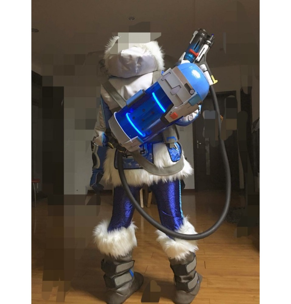 ,25%Off Overwatch Mei,Ling Zhou MEI Cosplay Endothermic Blaster Weapon  Cosplay Props