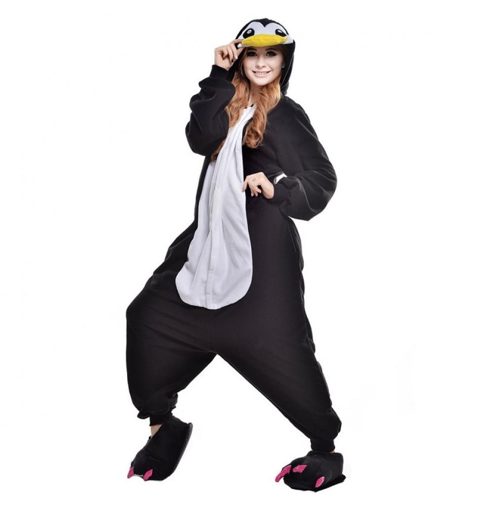 Pengui Onesie Kigurumi Pajama For Adults