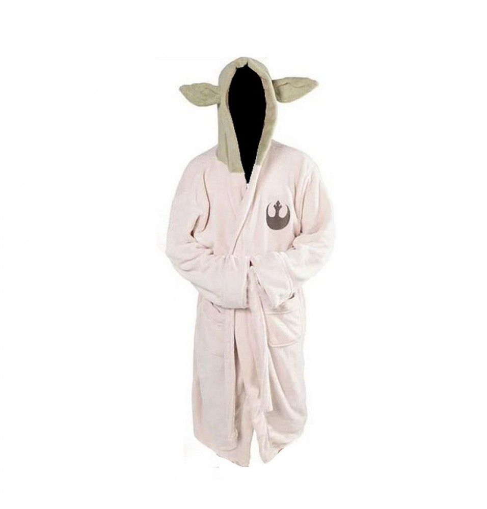 Star Wars Yoda Pajamas Costume Bathrobe Cosplay