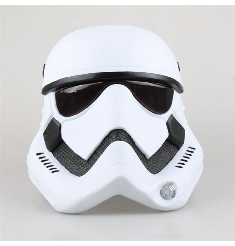 Star Wars:The Force Awakens First Order Stormtrooper Cosplay Helmet