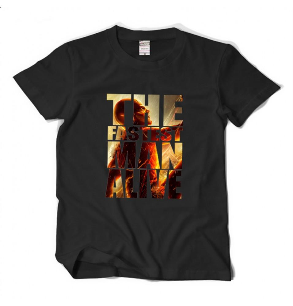 The Flash S.T.A.R Tee Shirt T-Shirts