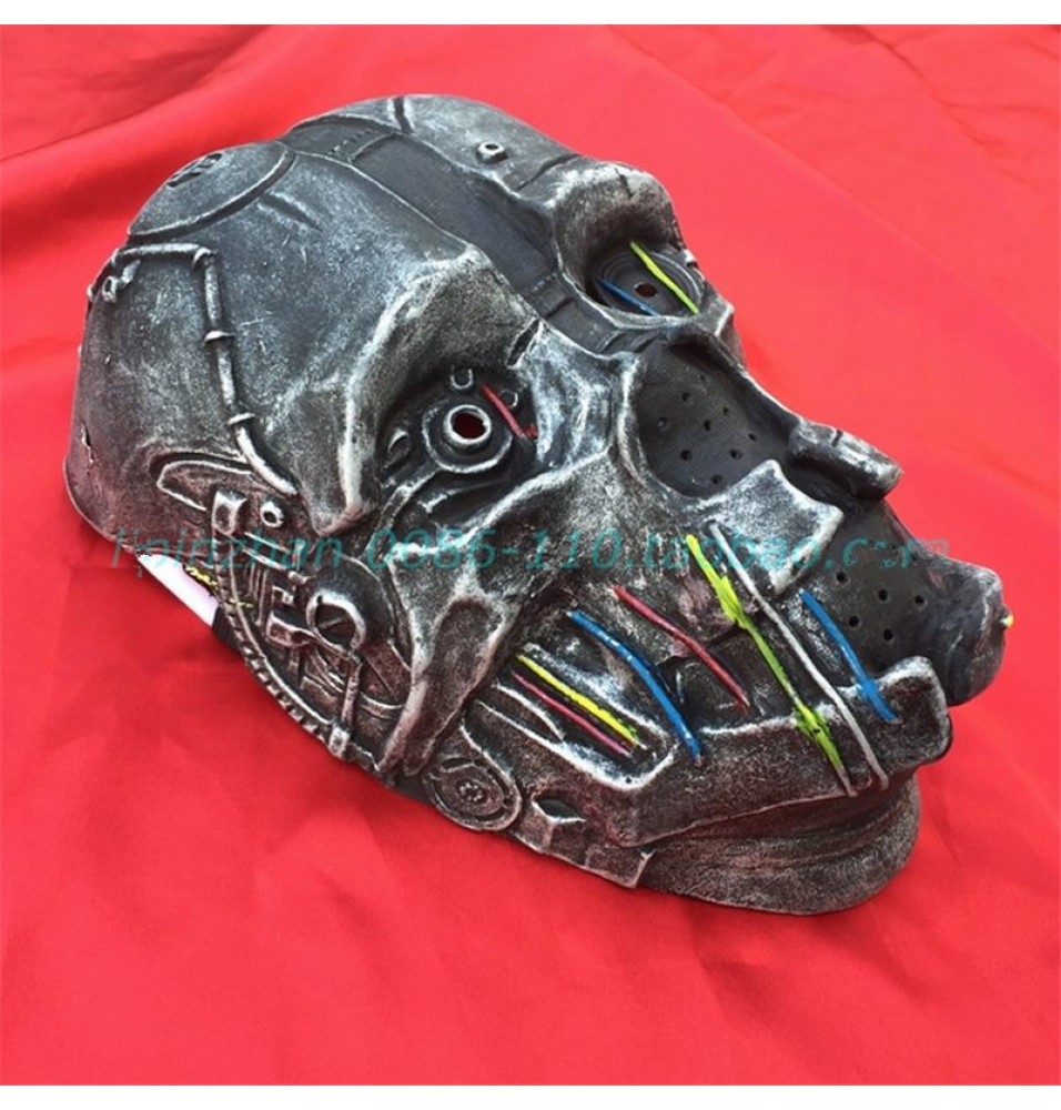 Timecosplay Dishonored Corvo Attano Cosplay Mask Halloween