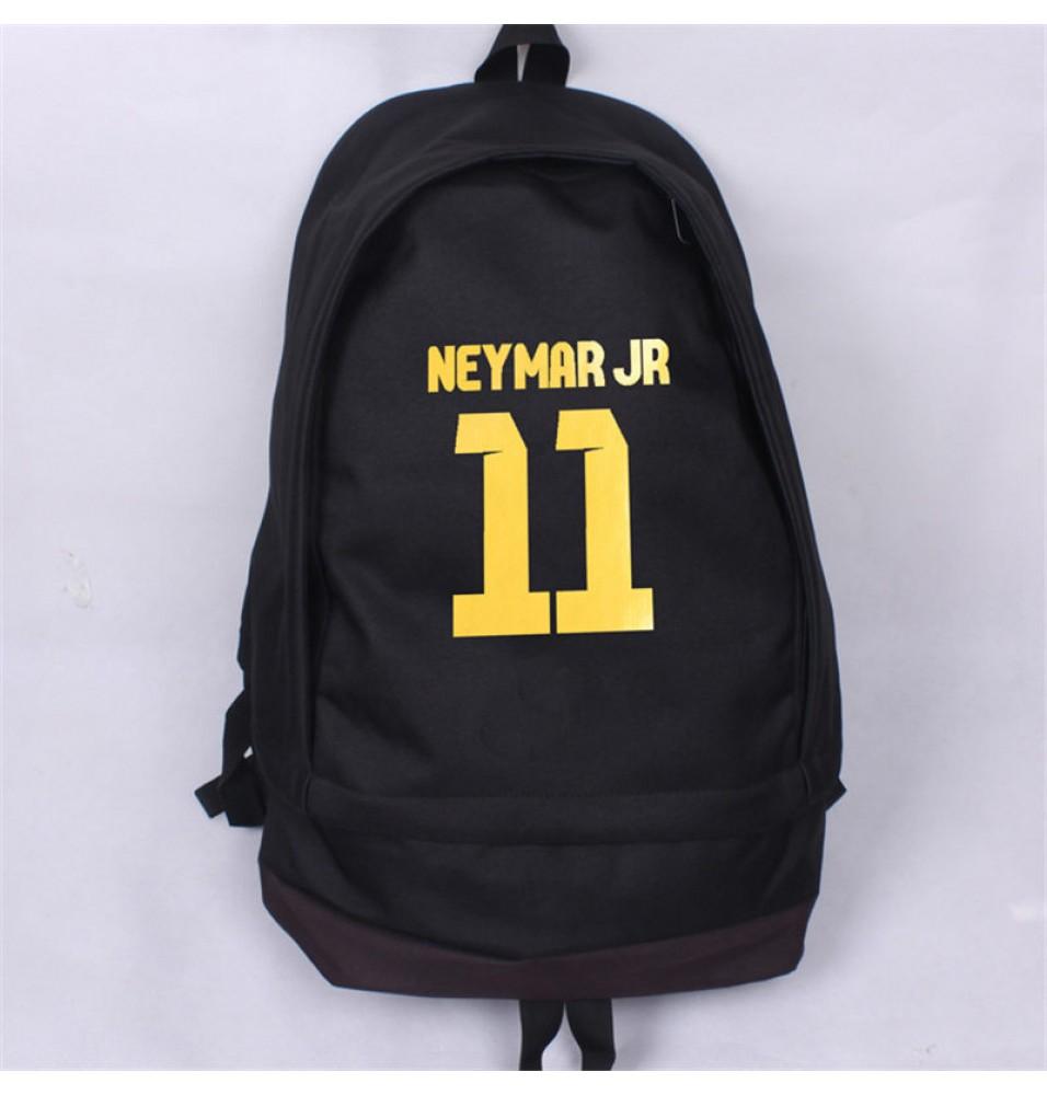 Timecosplay Fútbol Club Barcelona Neymar JR 11 Icon Backpack School Bag