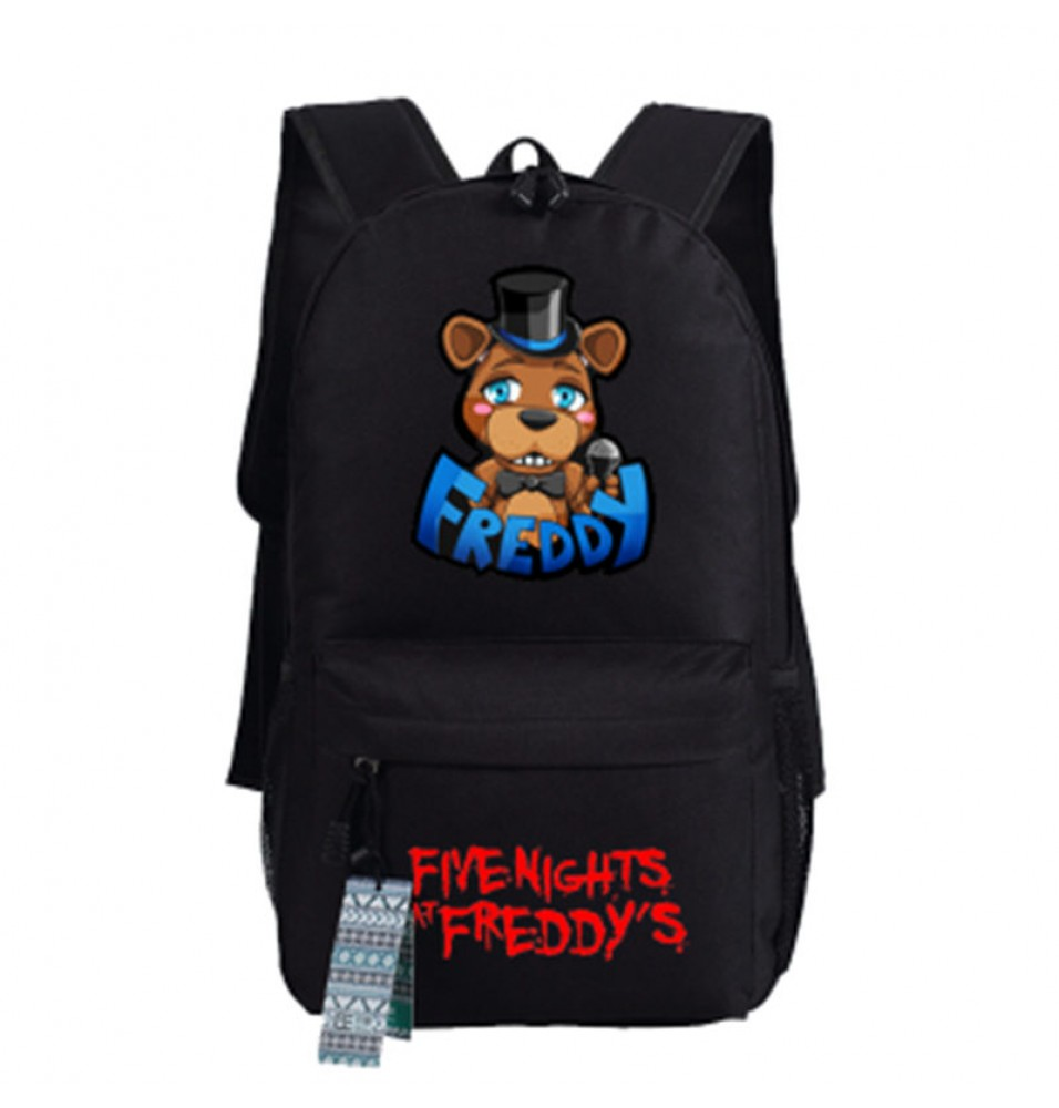 Timecosplay Five Nights at Freddys Freddy images Schoolbag Backpack