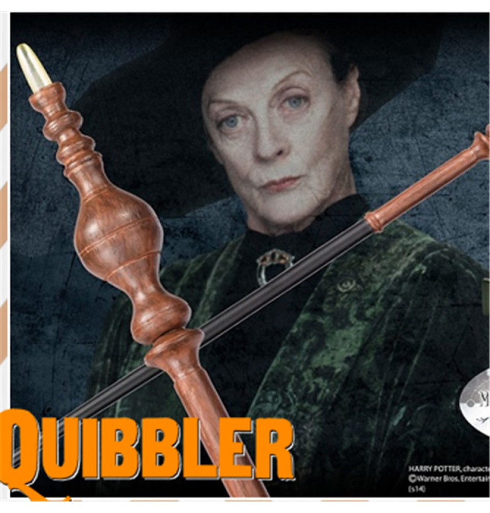 Timecosplay Harry Potter Minerva McGonagall Magic Wand