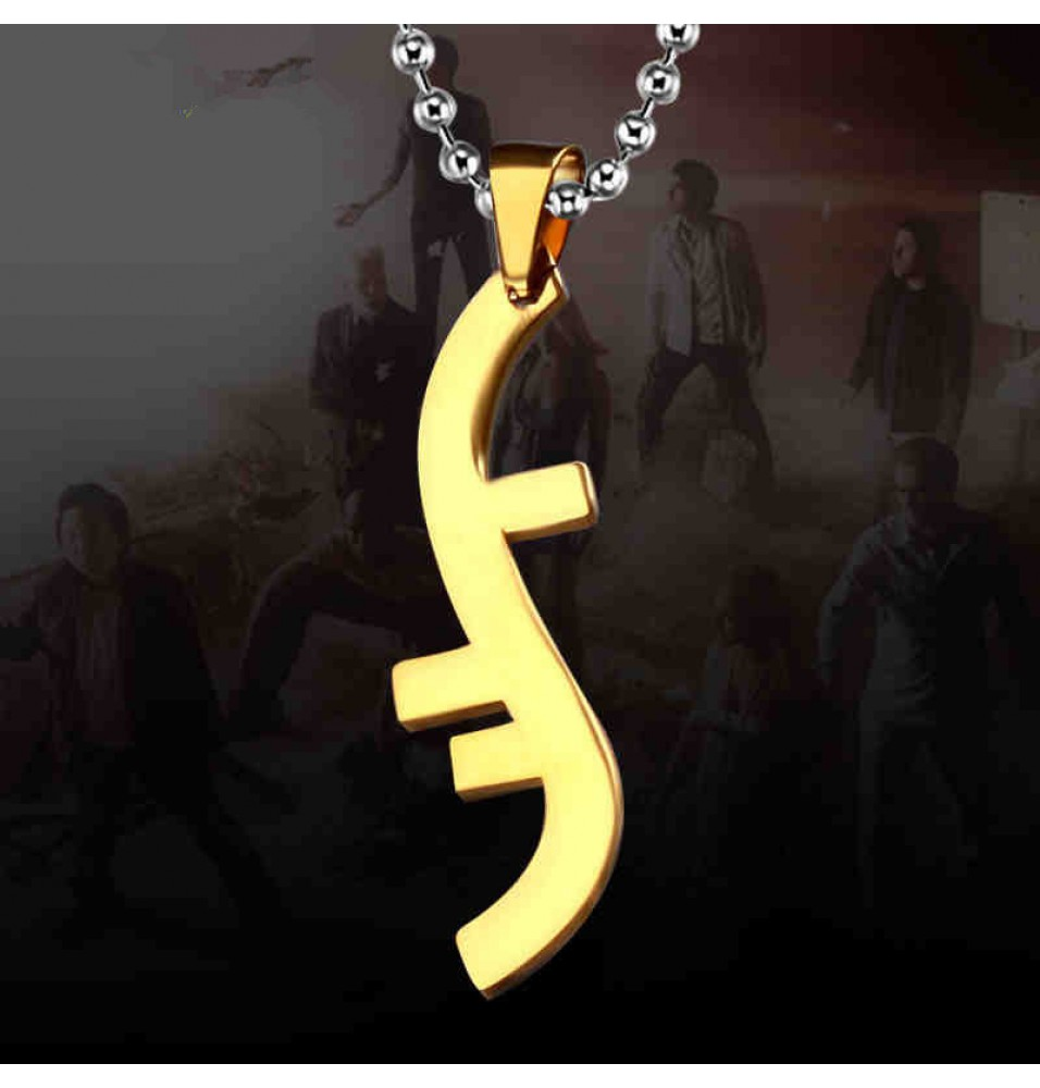 Timecosplay  Heroes Helix Symbol GODSEND Necklace Pendant Jewelry
