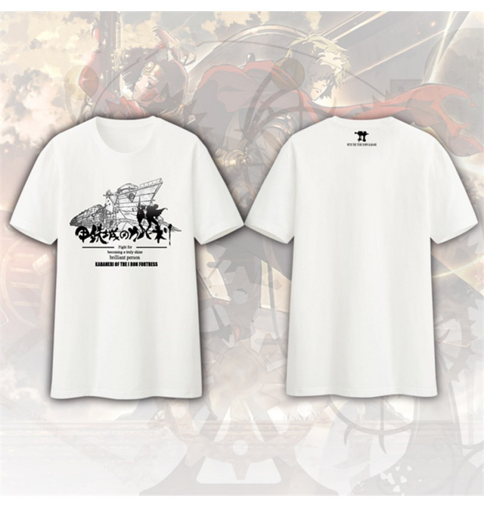 Timecosplay Kabaneri Of The Iron Fortress Tee Shirt