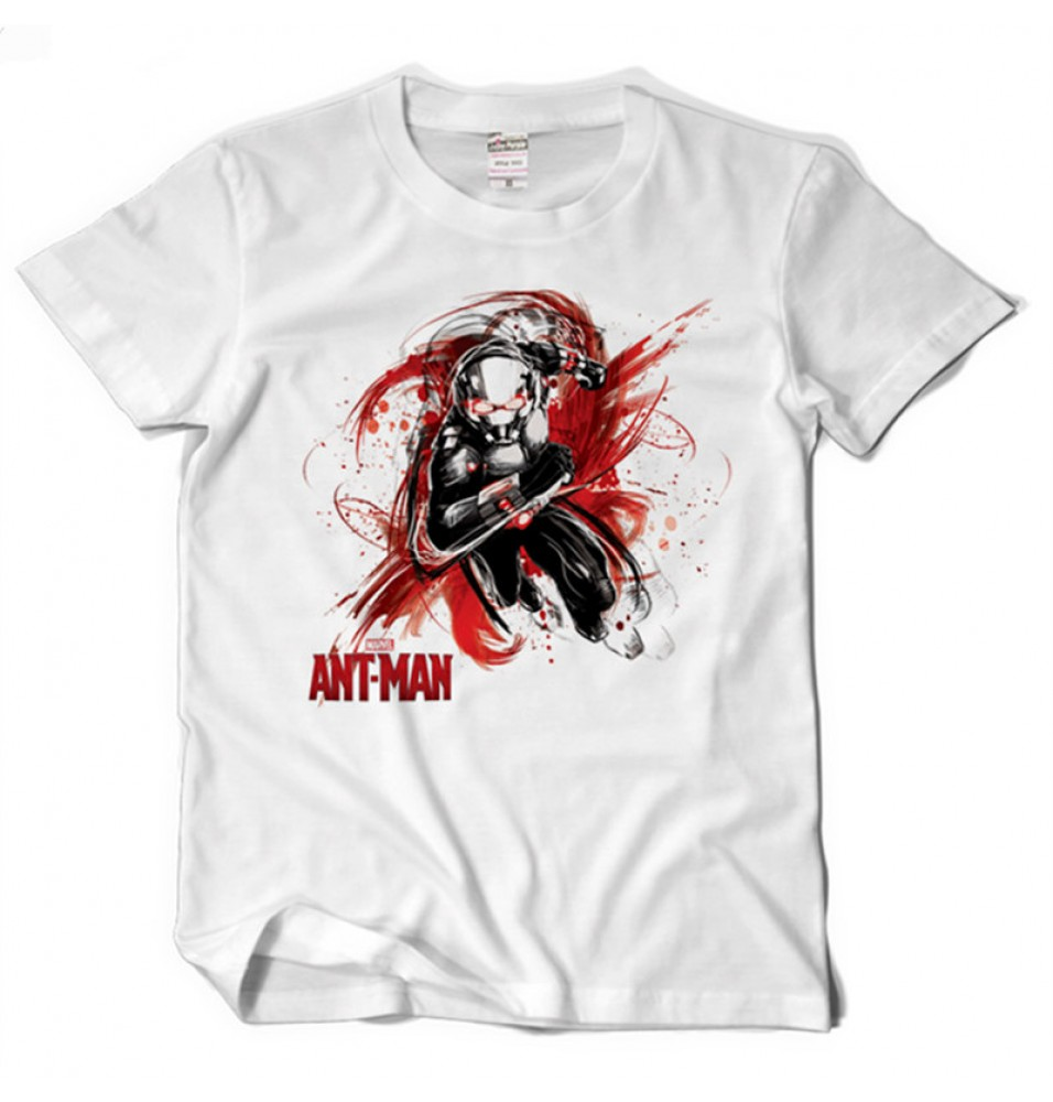 Timecosplay Marvel Superhero Ant Man Tee Shirt