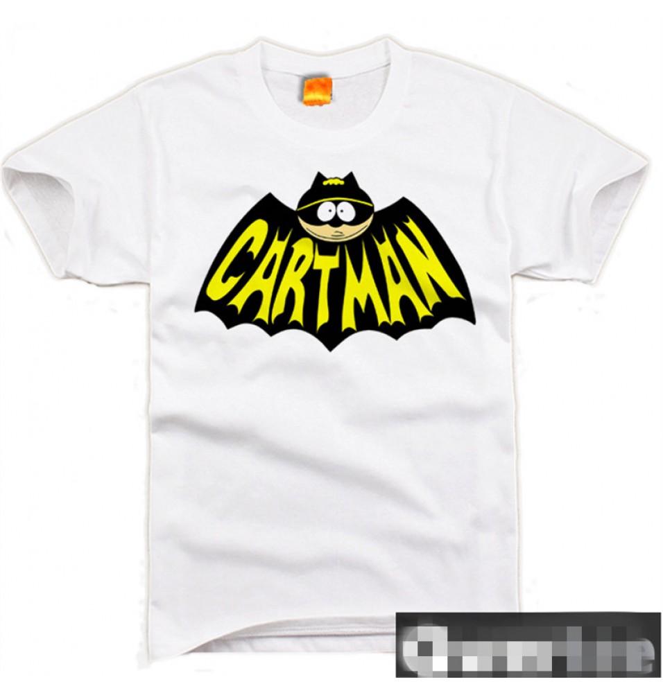 Timecosplay Merchandise South Park Cartman Short Sleeve Tee Shirts