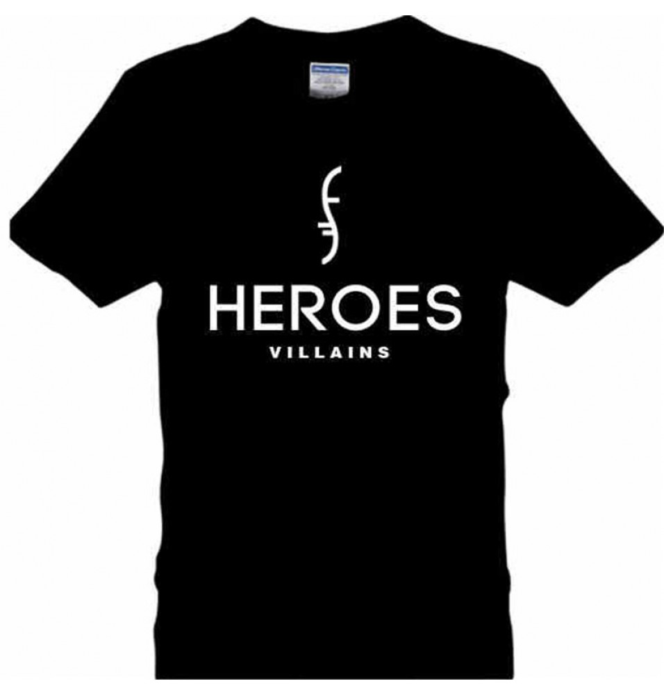 Timecosplay NBC TV Show HEROES Men Tee Shirt