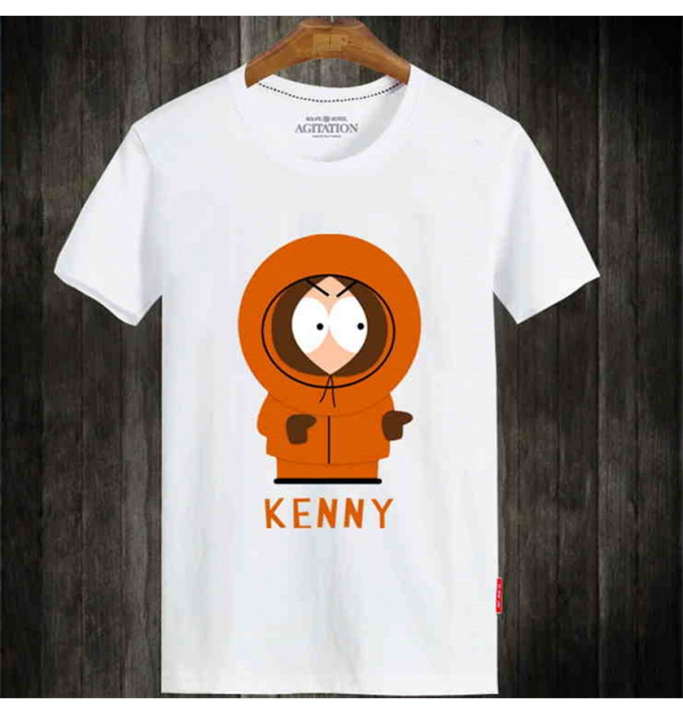 Timecosplay South Park Kenny Short Sleeve Tee Shirts
