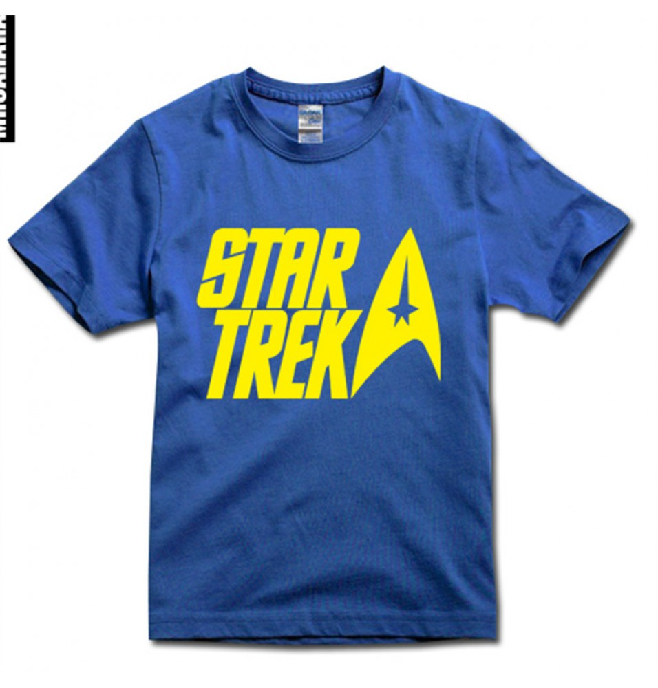 Timecosplay Star Trek Spock Better World Command Tee Shirts