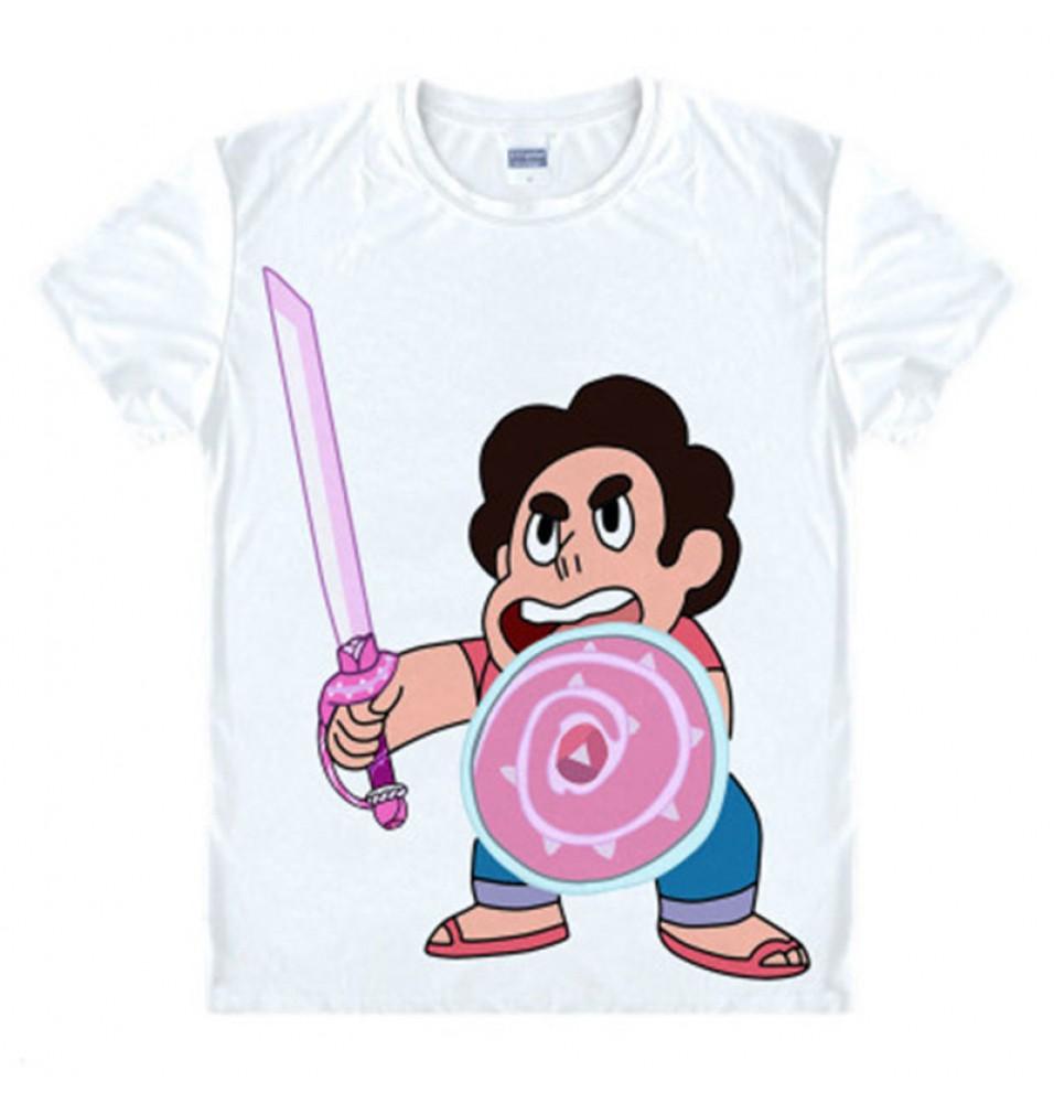 Timecosplay Steven Quartz Universe iImage T-Shirts