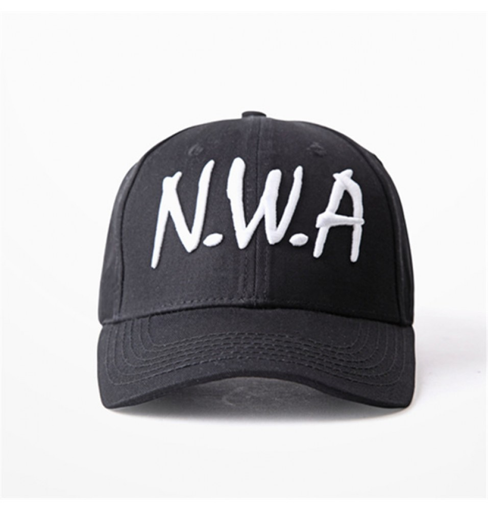 Timecosplay Straight Outta Compton NWA Logo Retro Baseball Cap
