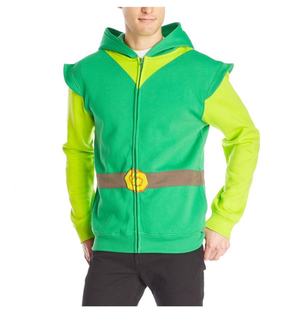 TimeCosplay The Legend Of Zelda Men Pullover Cosplay Hoodie