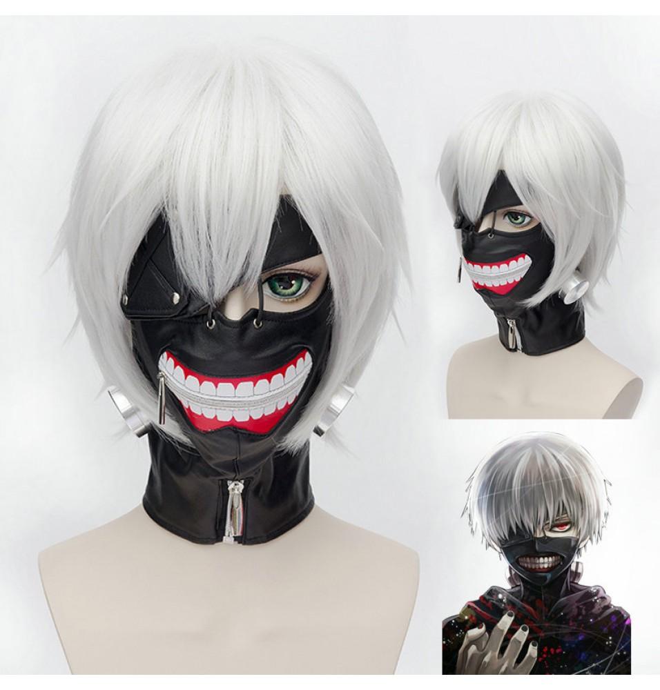 Tokyo Ghoul Kaneki Ken Original Cosplay Mask