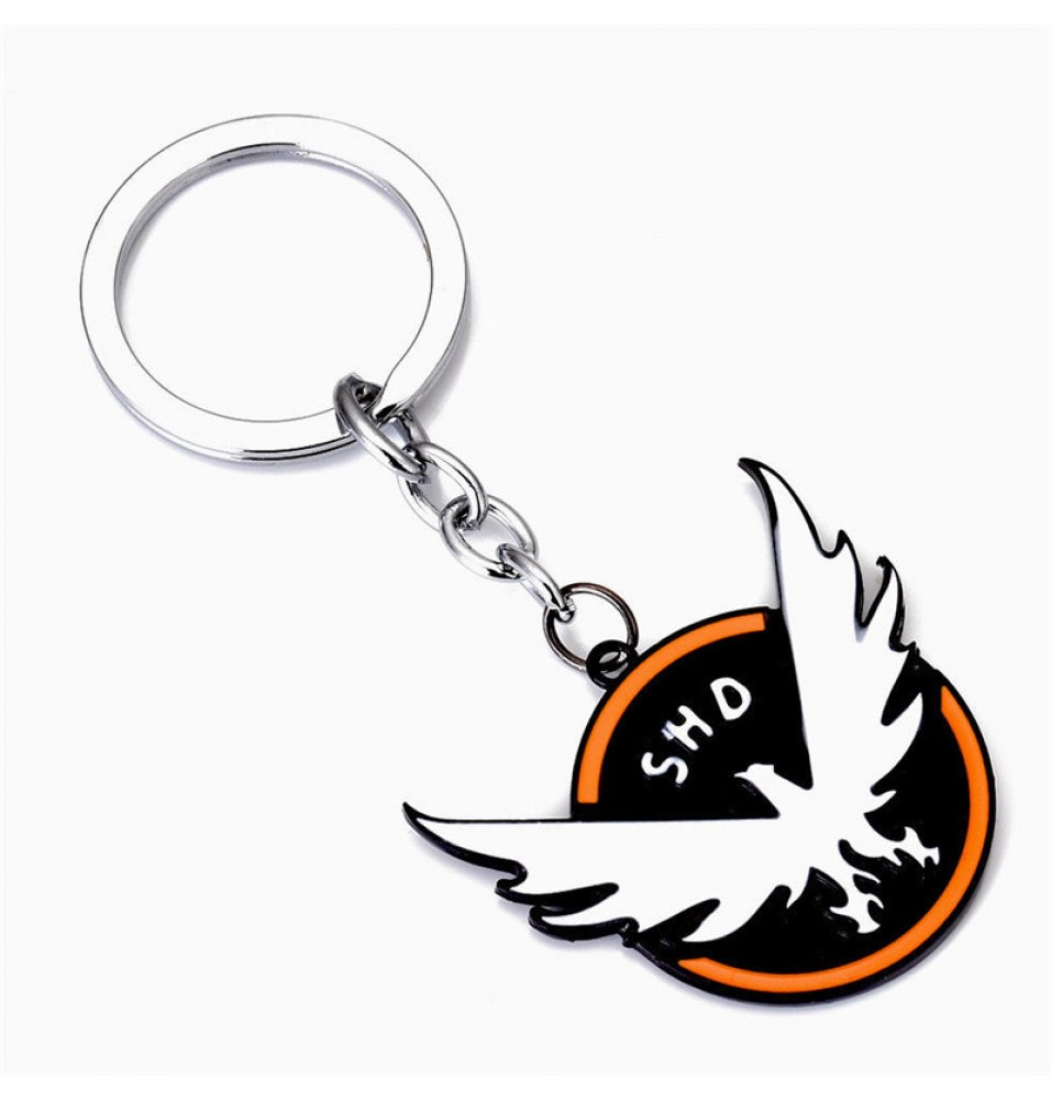 Tom Clancy's The Division SHD Keychain