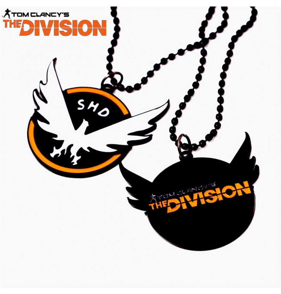 Tom Clancy's The Division SHD Necklace