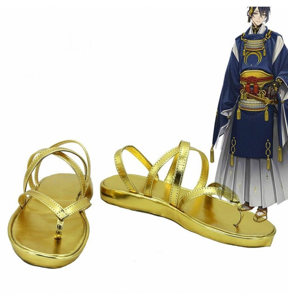 Touken Ranbu Online Mikazuki Munechika Shoes Cosplay
