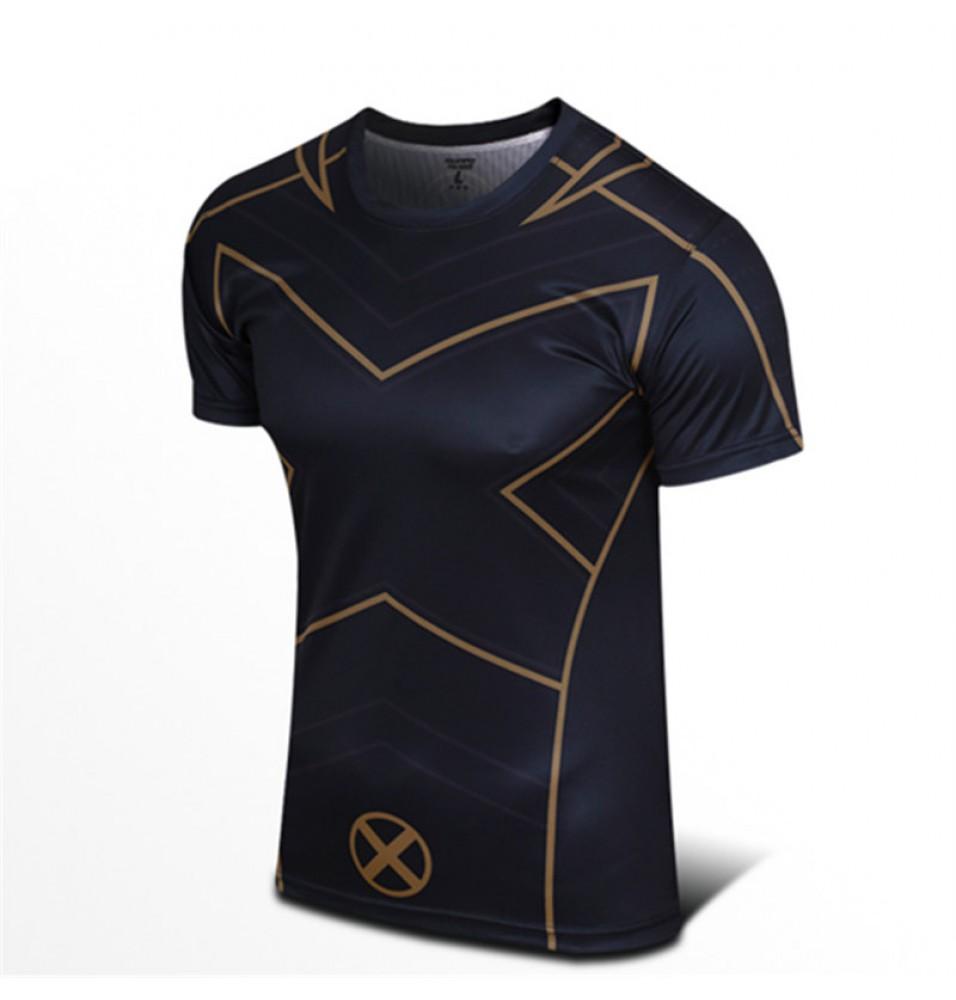 X-Men Apocalypse Max Eisenhardt Magneto Cosplay Tee Shirt