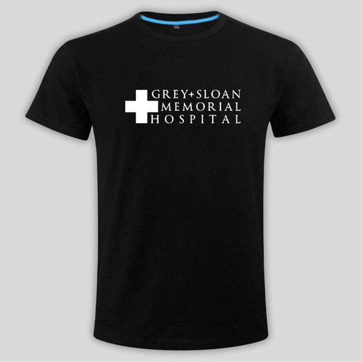 Greys Anatomy GREY+SLOAN MEMORIAL HOSPITAL Tee Shirt