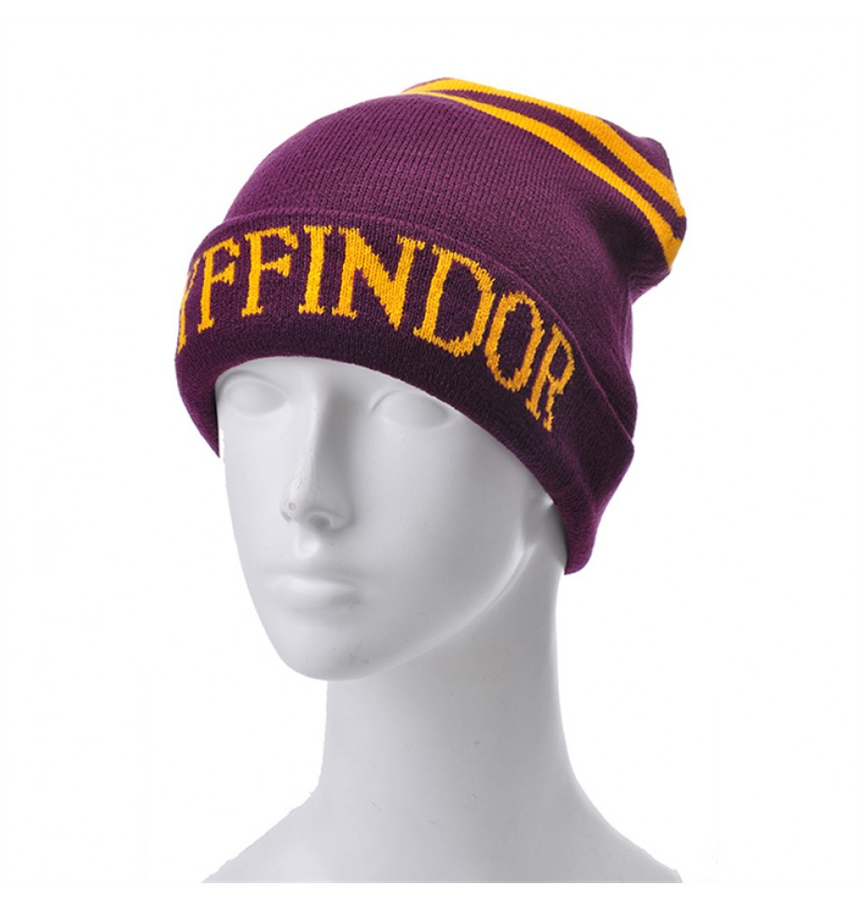 Harry Potter Gryffindor Knit Hat Cap