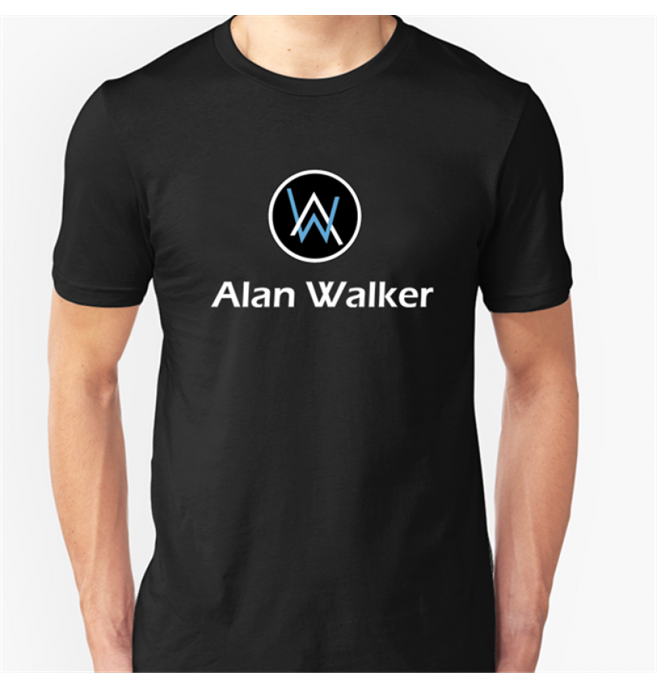 Alan Walker Faded Electronic Music Men T-shirt Tee Shirt
