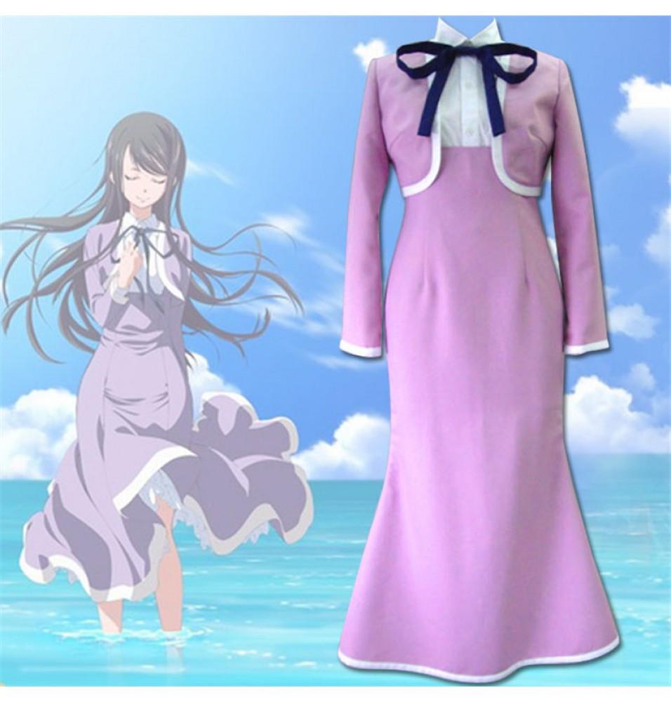 Amanchu! Cosplay Futaba Ooki Hikari Kohinata Ai Ninomiya Female School Uniform Costume