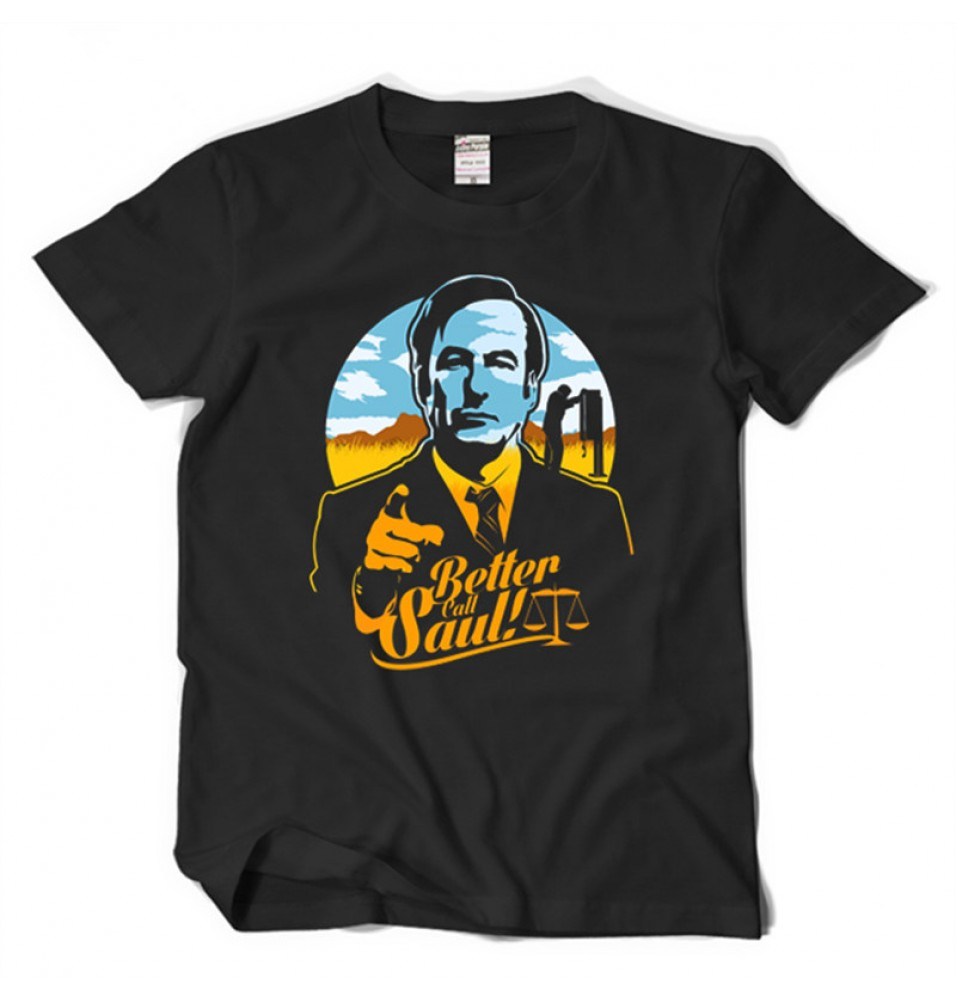 Better Call Saul Men Tee Shirt T-Shirt