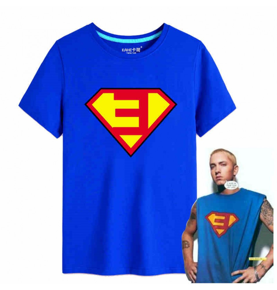 Eminem Superman Tee Shirt T-shirt