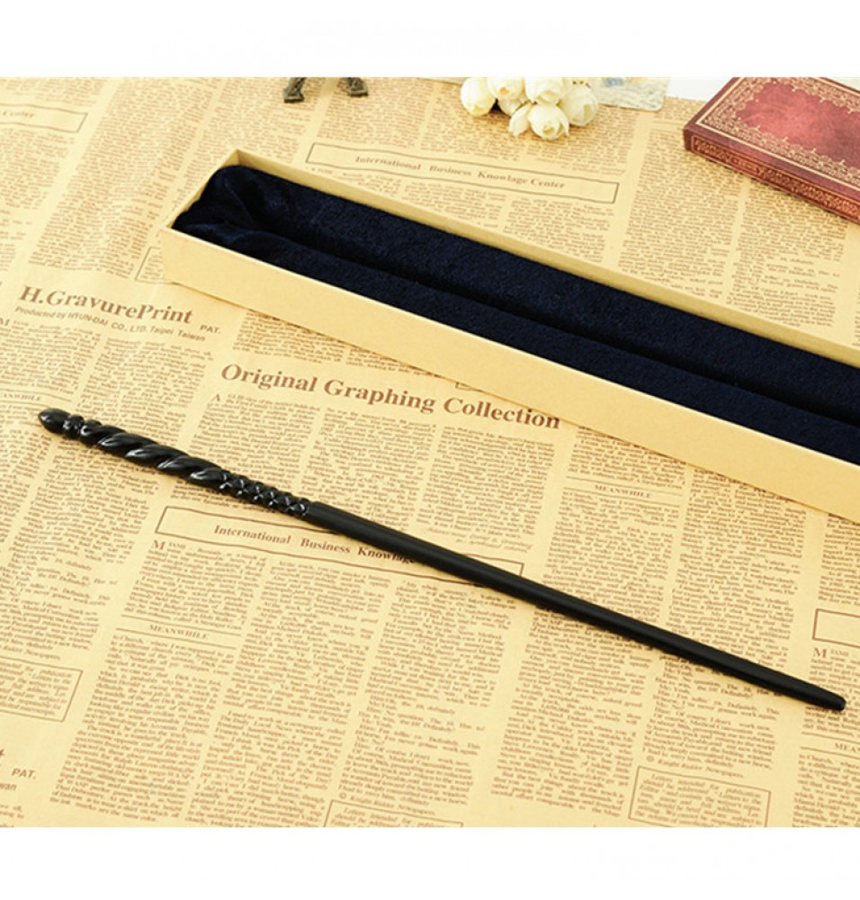Harry Potter Movie Ginny Weasley Magic Wand