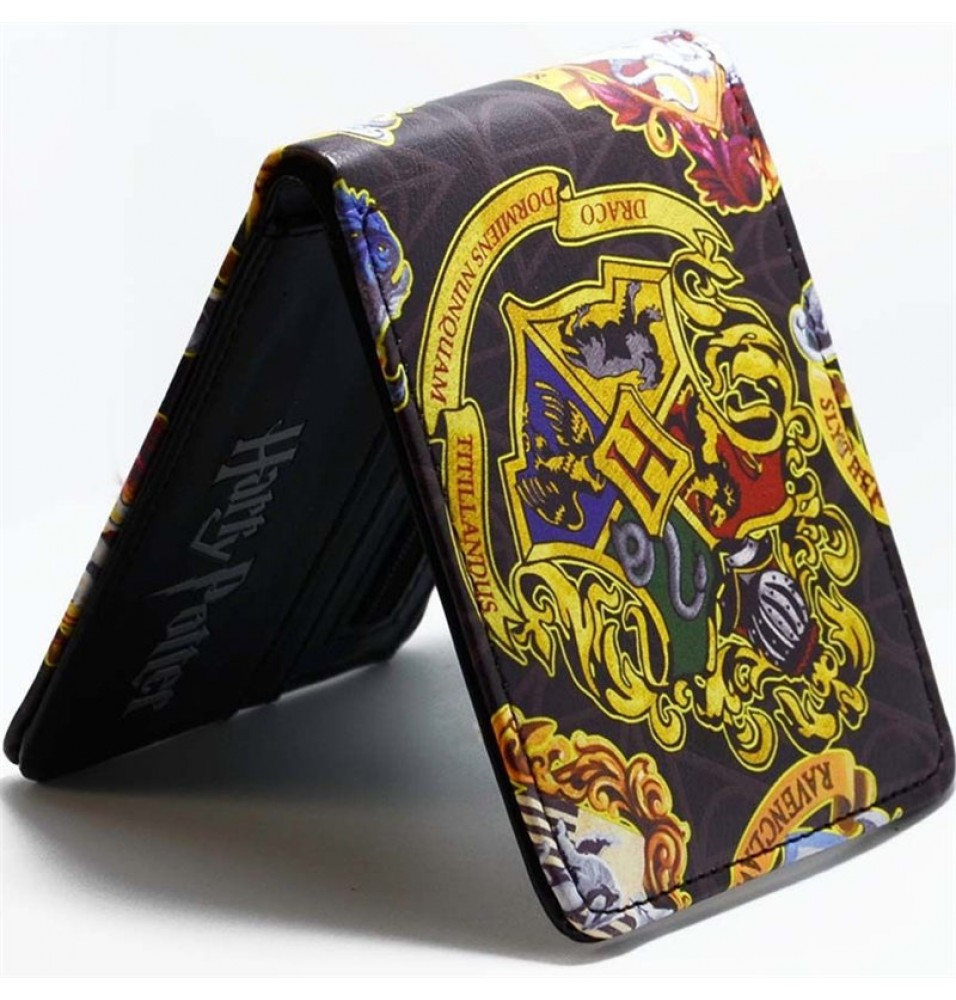 Harry Potter Hogwarts School Badge wallets