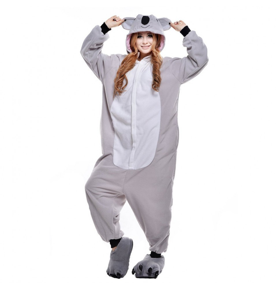 Koala Animal Onesie Kigurumi Pajama For Adults