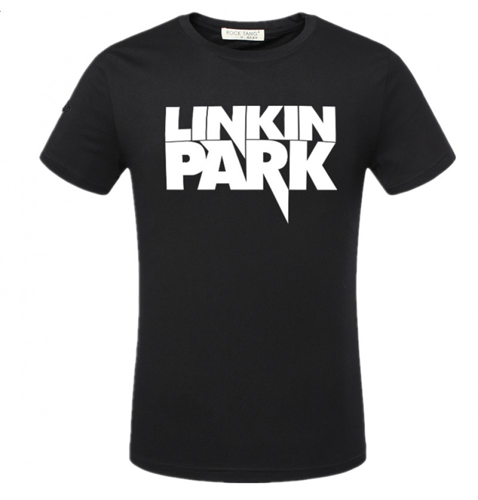 Linkin Park Icon Rock Men Tee Shirt