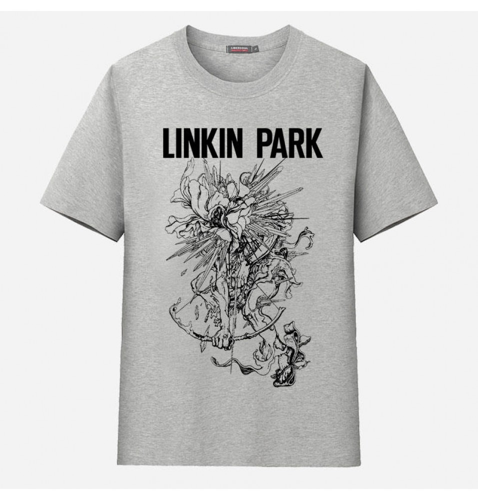 Linkin Park Rock Tee Shirt