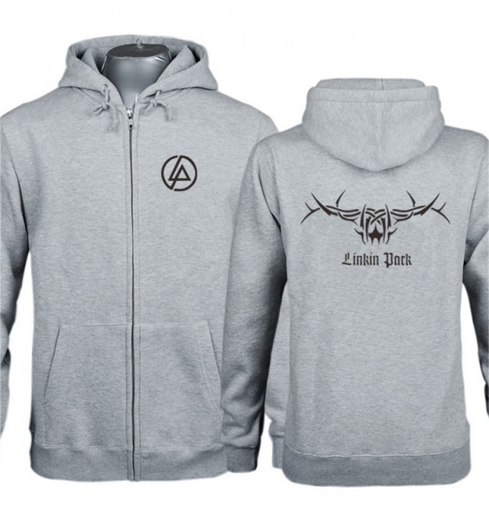 Linkin Park Rock Zipper Hoodies