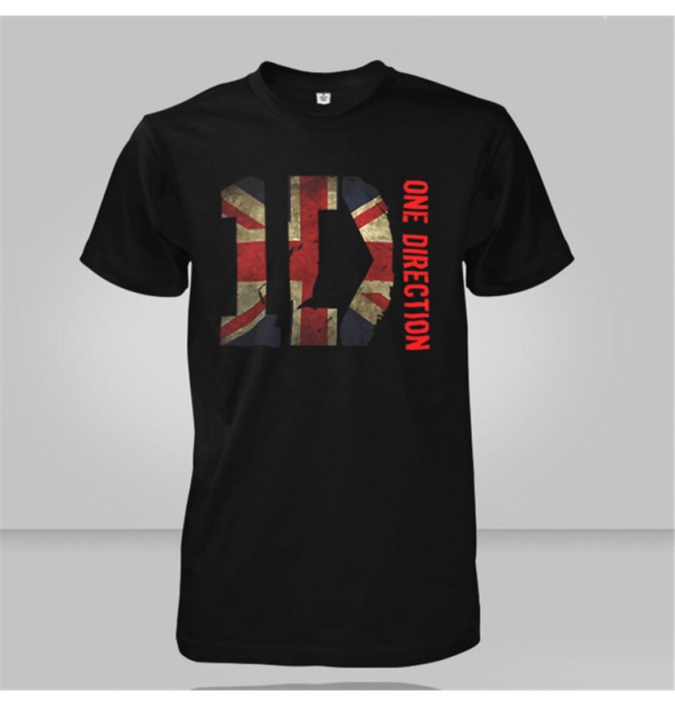 LOGO 1D One Direction Tee Shirt Discount