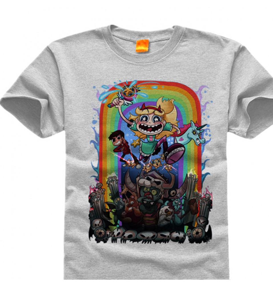 Star vs the Forces of Evil Men T-shirt Tee Shirt