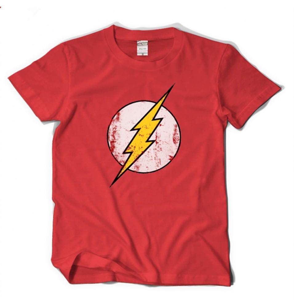 The Flash Sheldon Lee CooperTee Shirt T-Shirts